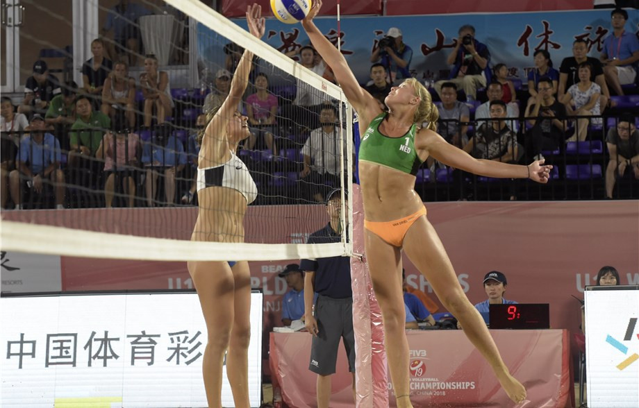Double Russian triumph at FIVB Under-19 World Championships in Nanjing
