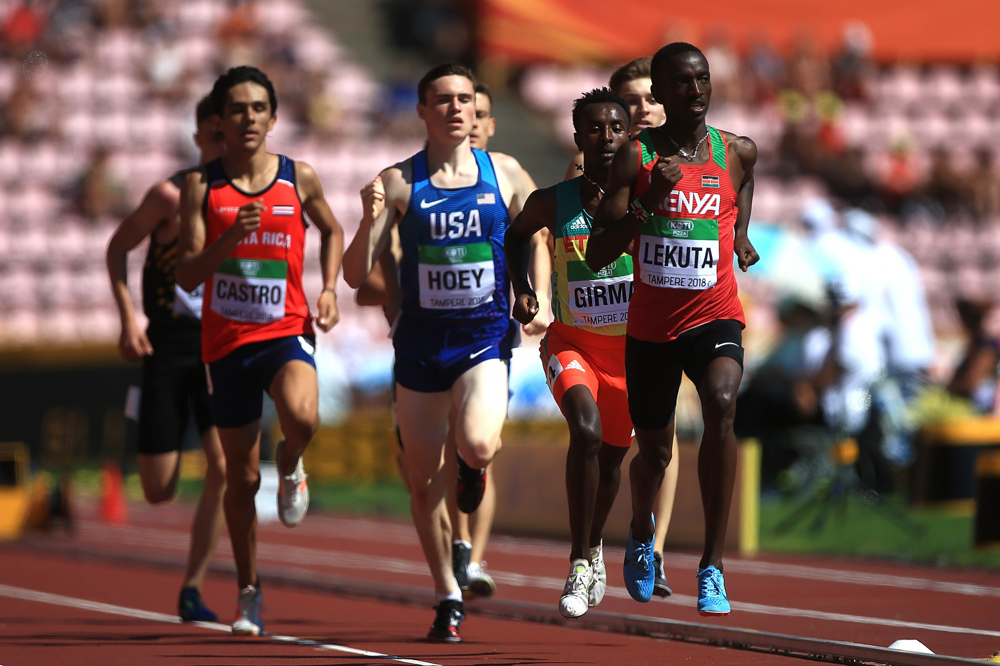 Kenya finish top of the medals table at IAAF World Under-20 Championships in Tampere