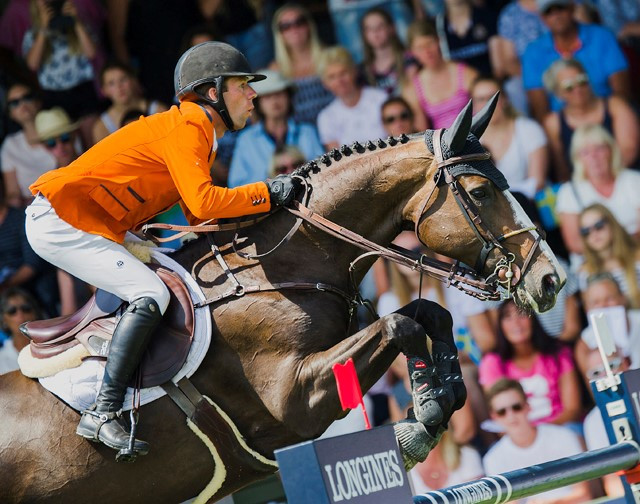 Netherlands triumph at FEI Jumping Nations Cup event in Sweden