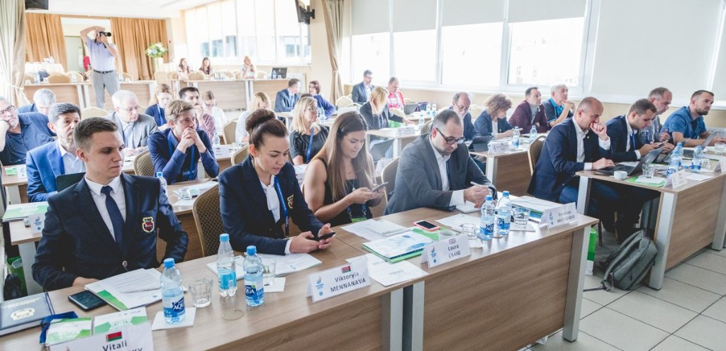 The announcement was made during a two-day seminar in Minsk ©Minsk 2019