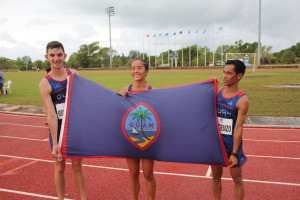 Guam claim 10,000m double at Micronesian Games