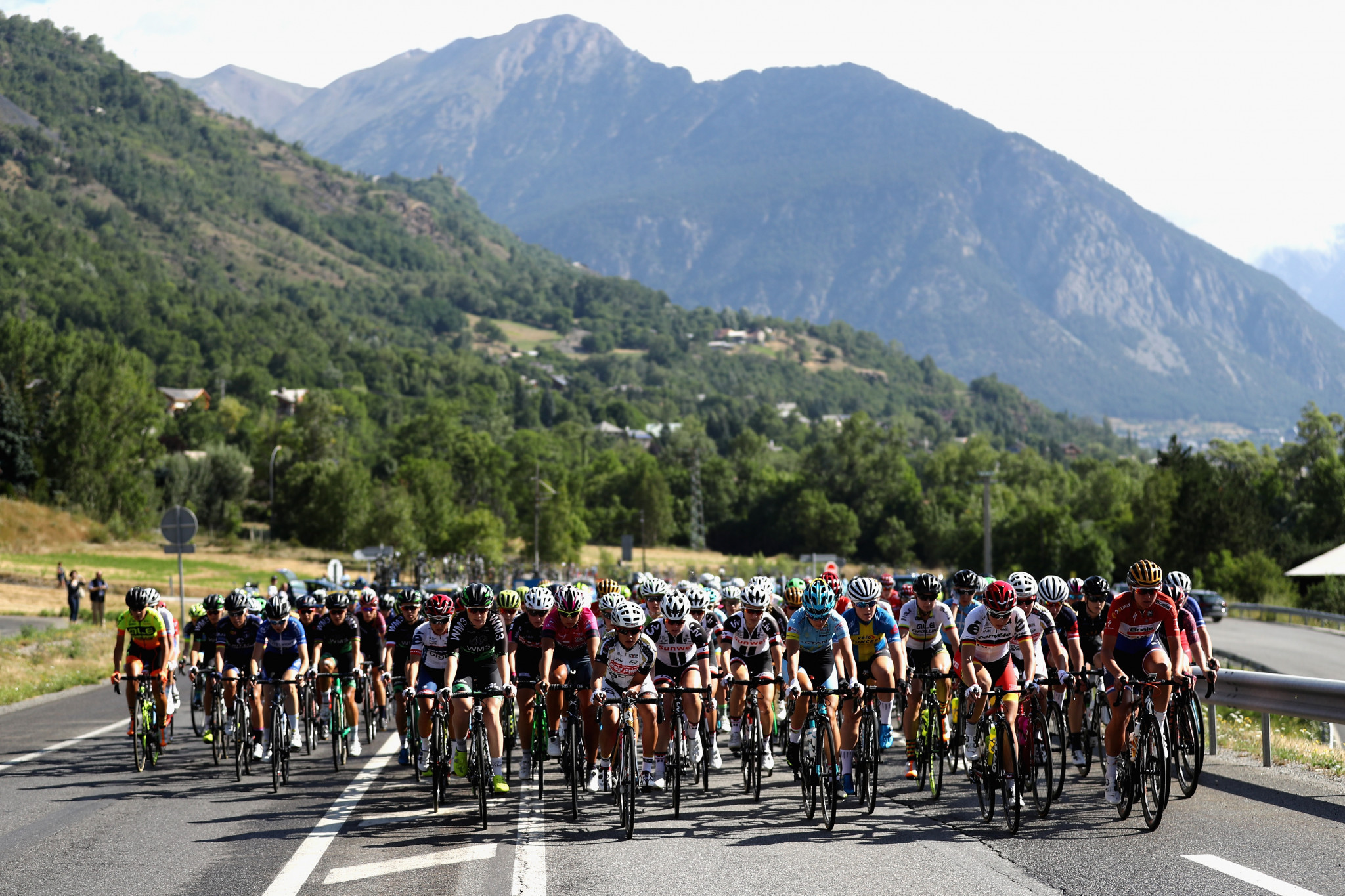 Riders to tackle climber friendly route on one-day La Course by the Tour de France