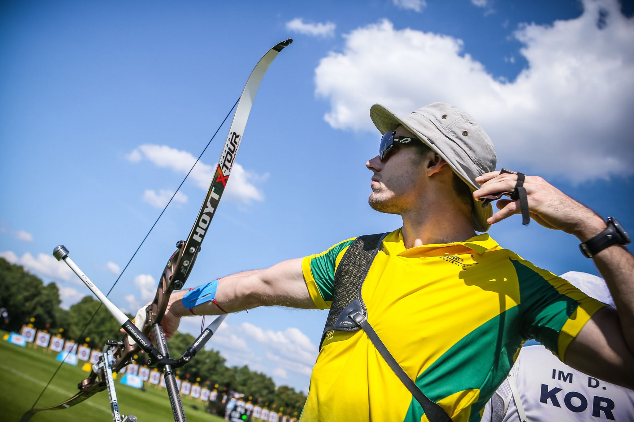 Australian once tipped for greatness set for first appearance in over a decade at Archery World Cup in Berlin