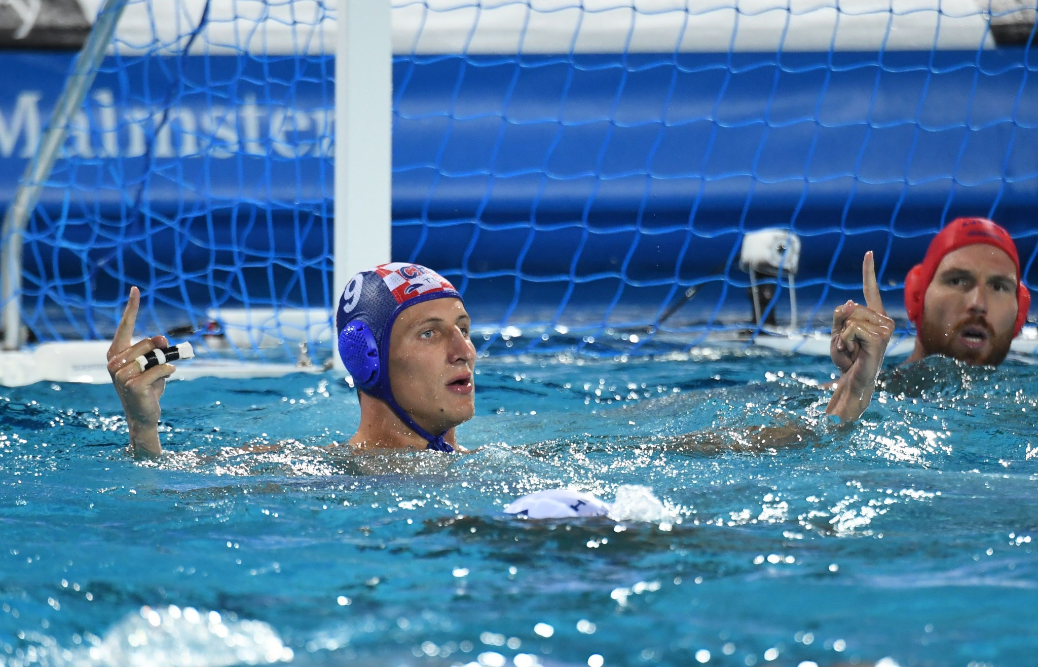 World champions Croatia ease to opening victory at men's European Water Polo Championships