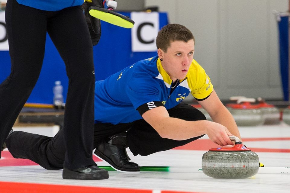 Sweden overcome hosts to book semi-final date with Russia at World Mixed Curling Championships