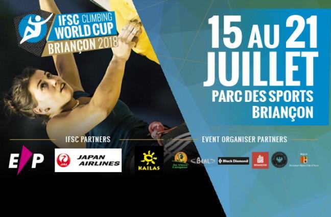 New IFSC Paraclimbing season set to begin in Briancon
