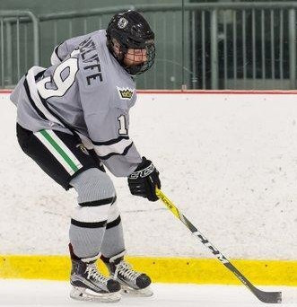 Ratcliffe set to become first New Zealand male ice hockey player to take part in NCAA