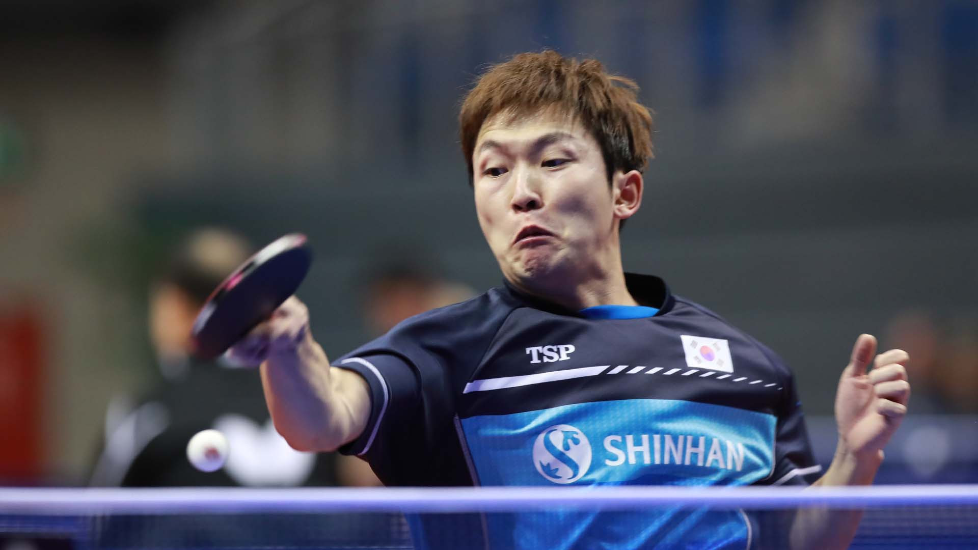 Highly ranked home player Jeong Sangeun loses in qualifying at ITTF Korea Open