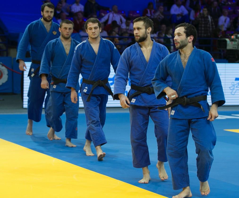 Ekaterinburg set to stage Mixed Team European Judo Championship