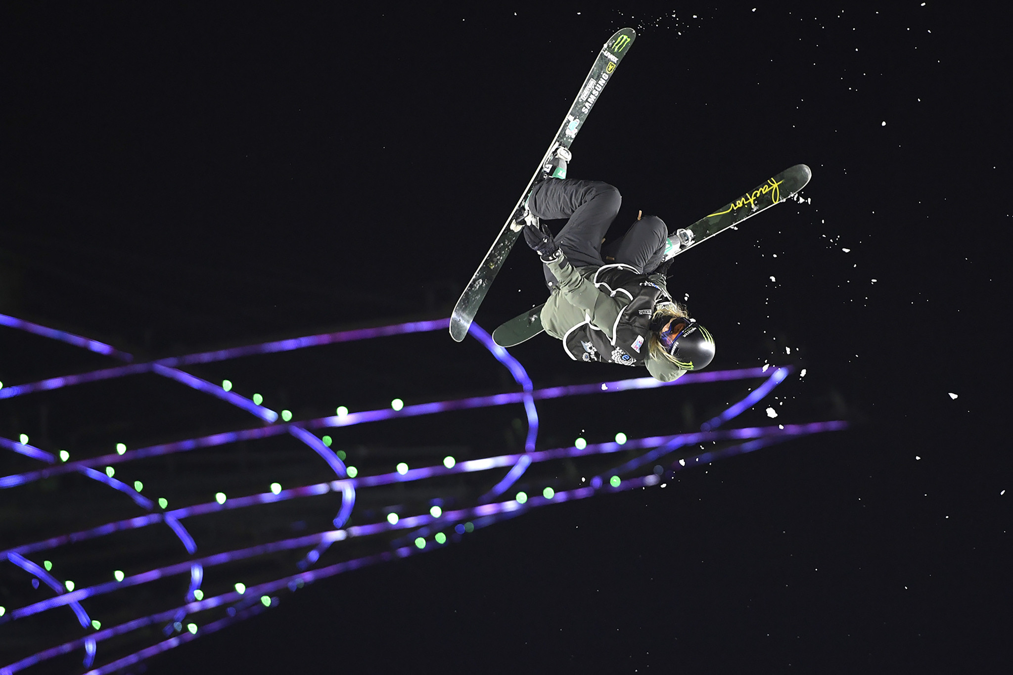 Freestyle skiing big air is among new disciplines hoping to be added to the Olympic programme at Beijing 2022 ©Getty Images