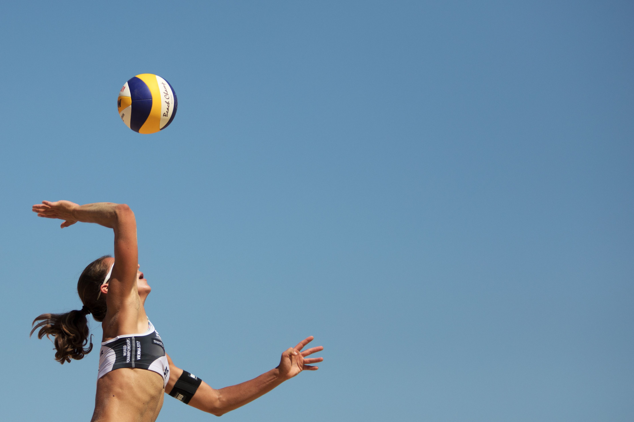 Top seeds Laboureur and Sude recover after losing opener at Beach Volleyball European Championships