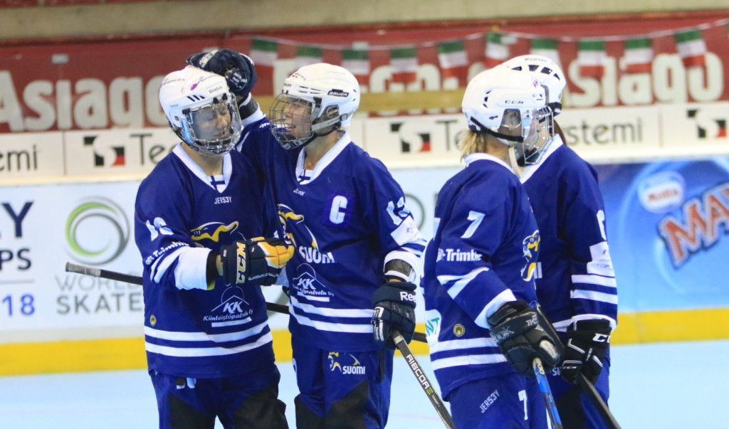 Argentina and Finland secure quarter-final spots at Inline Hockey World Championships