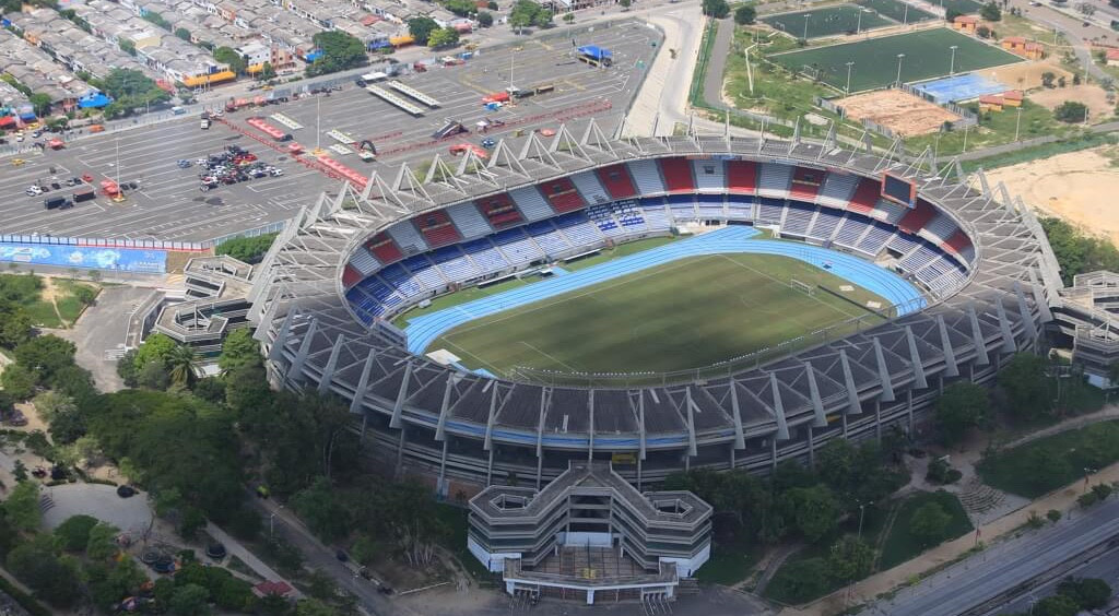 Barranquilla ready for Central American and Caribbean Games