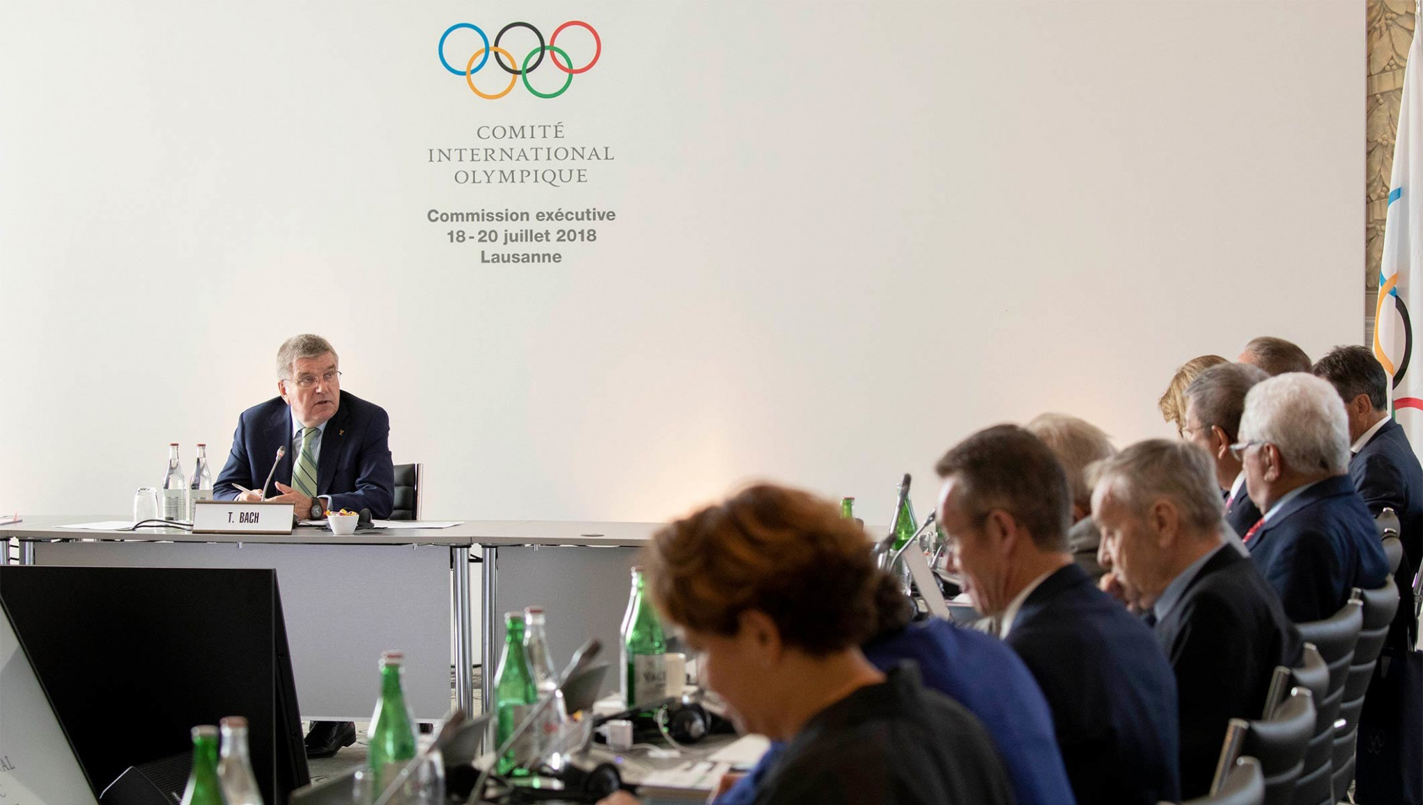 IOC Executive Board announce new schemes to improve good governance