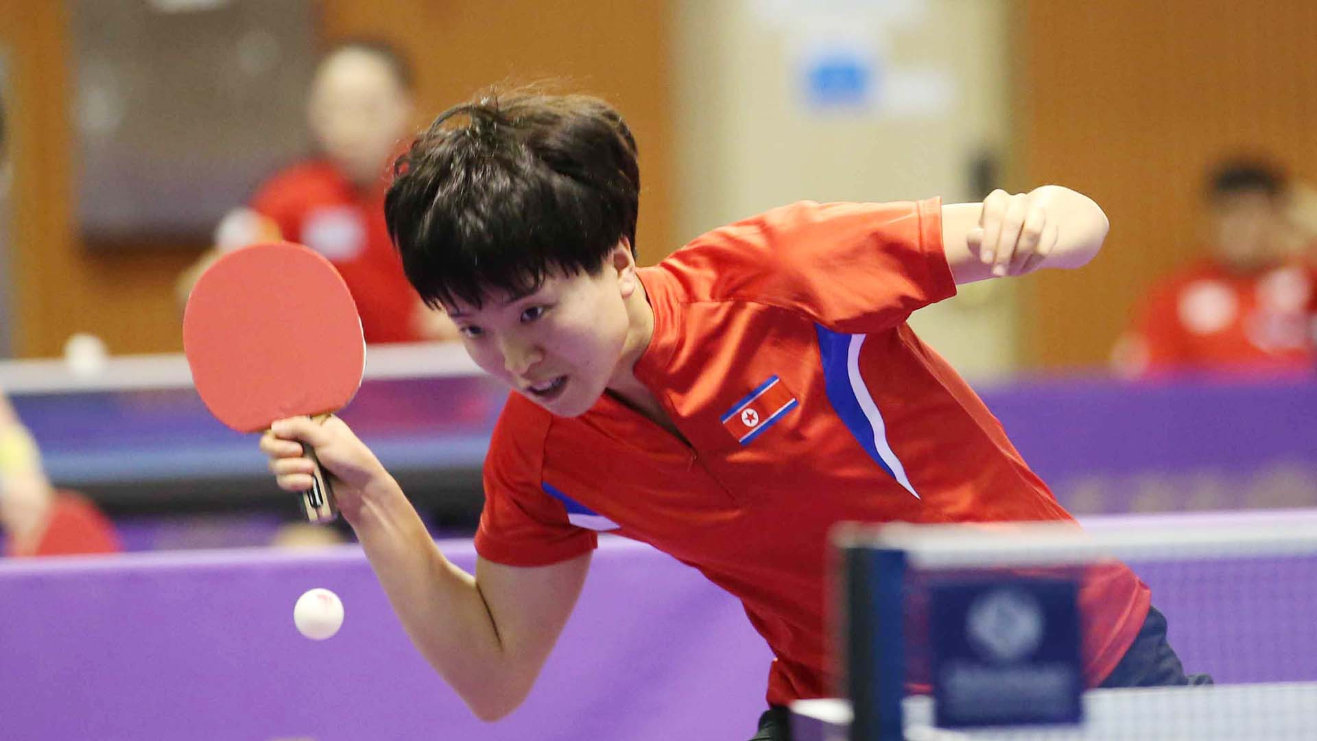 Unified Korea enjoy success at ITTF Shinhan Korea Open