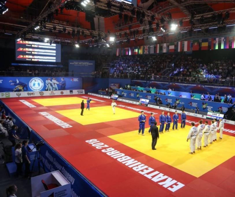 Germany win gold at Mixed Team European Judo Championship