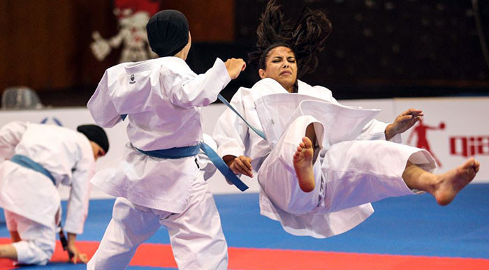 A total of 239 karatekas have entered the Championships in the Japanese city ©FISU