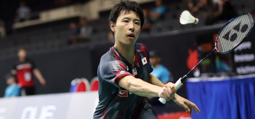 Defending champion crashes out of BWF Singapore Open after shock first round defeat