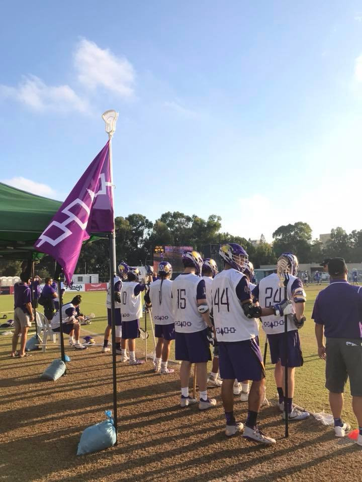 Australia and Iroquois Nation reach semi-finals at Men's World Lacrosse Championship