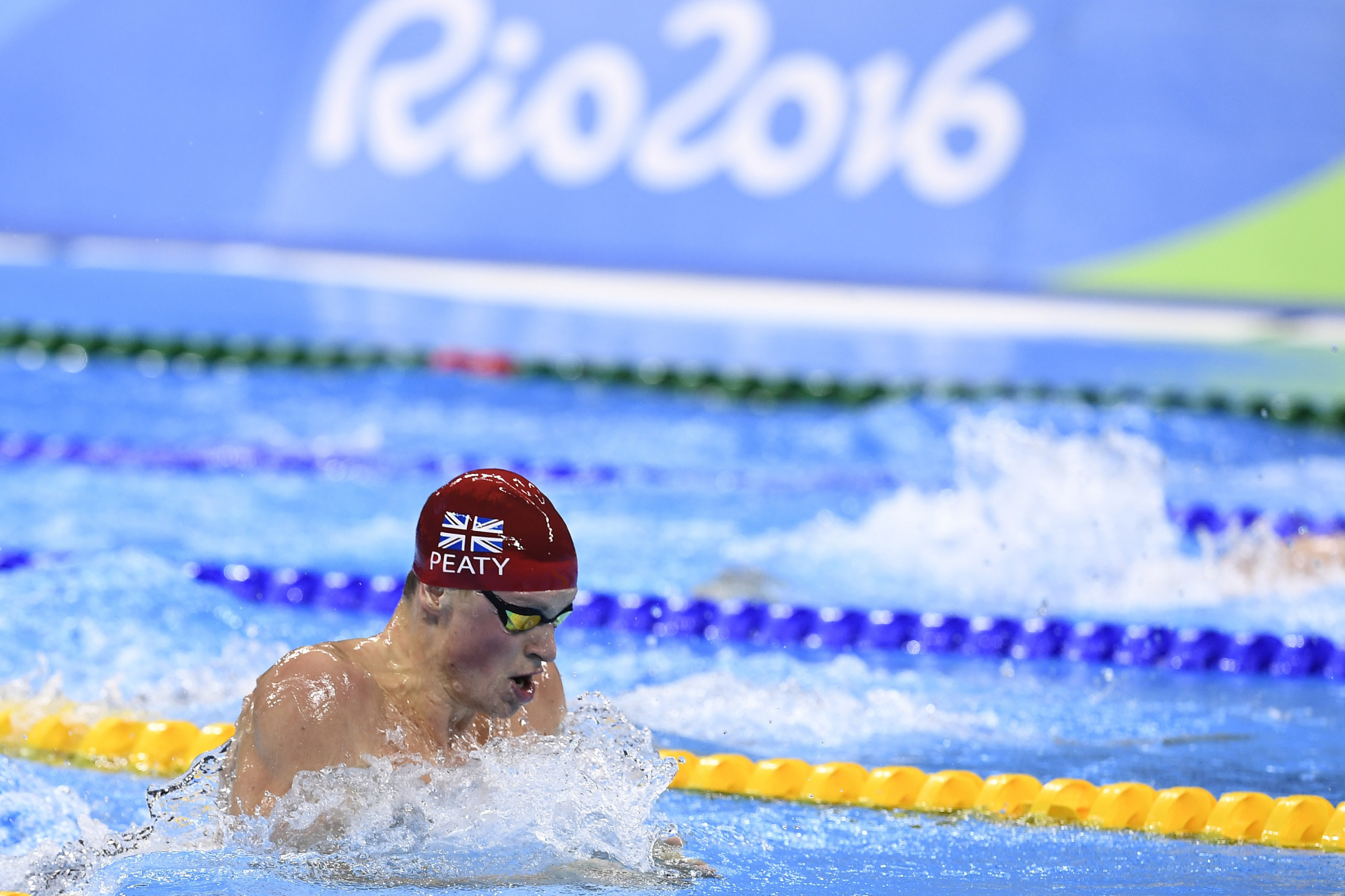 Swimming finals at the Olympics generate considerable global coverage ©Getty Images
