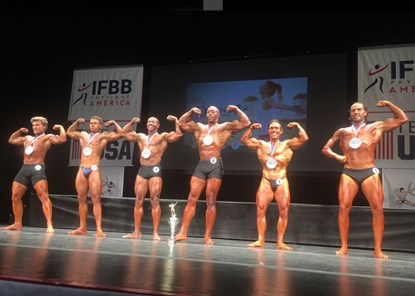 IFBB Physique America is the only United States affiliate to the IFBB at amateur level and to IFBB Elite Pro at professional level ©IFBB Physique America/Instagram
