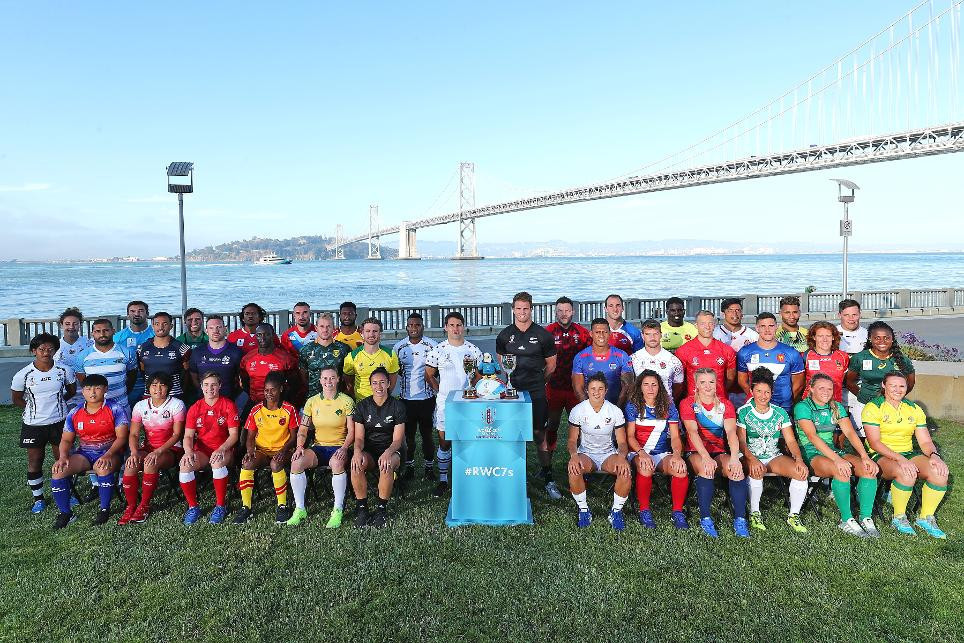 The Rugby World Cup Sevens begins in San Francisco tomorrow, with knock-out matches from the start ©Rugby World Cup Sevens