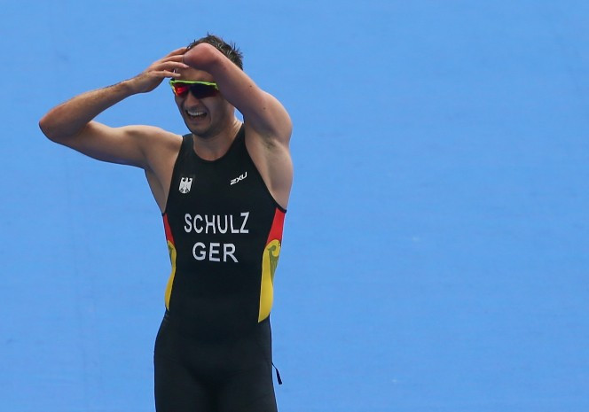 Schulz among winners as Para-triathlon opens European Championships in Tartu