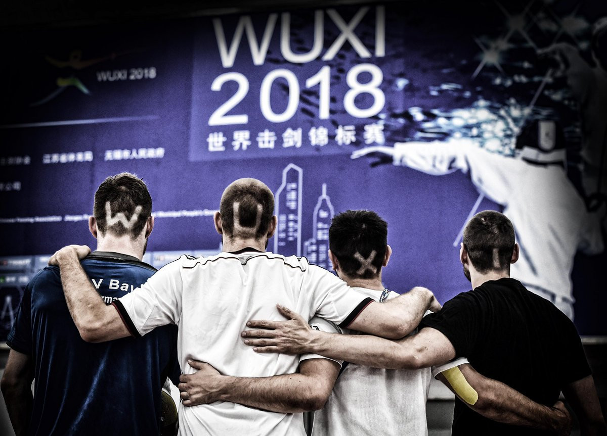 China start strongly at home World Fencing Championships in Wuxi
