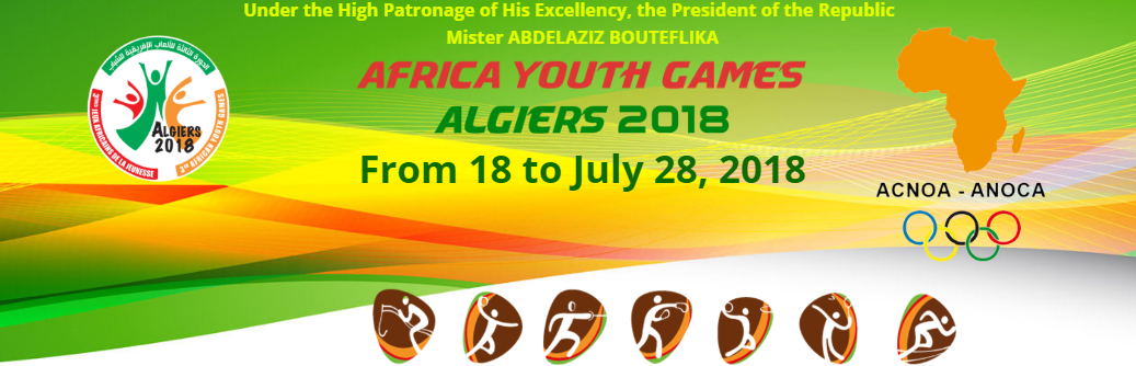 Judoka wins hosts Algeria's first gold medal of African Youth Games