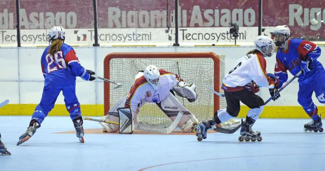 Holders United States to face Czech Republic in final of Inline Hockey World Championships