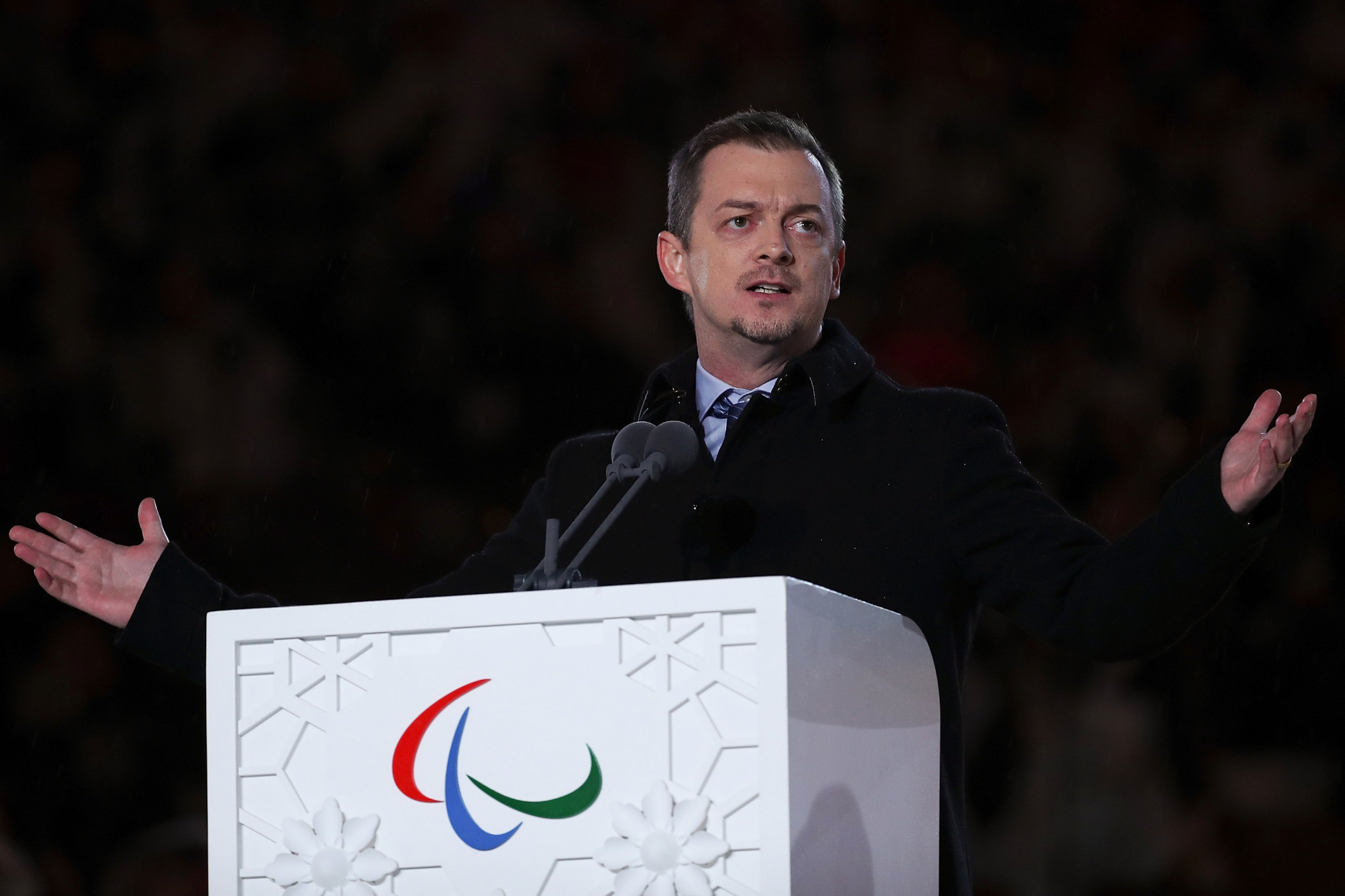 IPC President Andrew Parsons is among the nine new members proposed by the IOC ©Getty Images