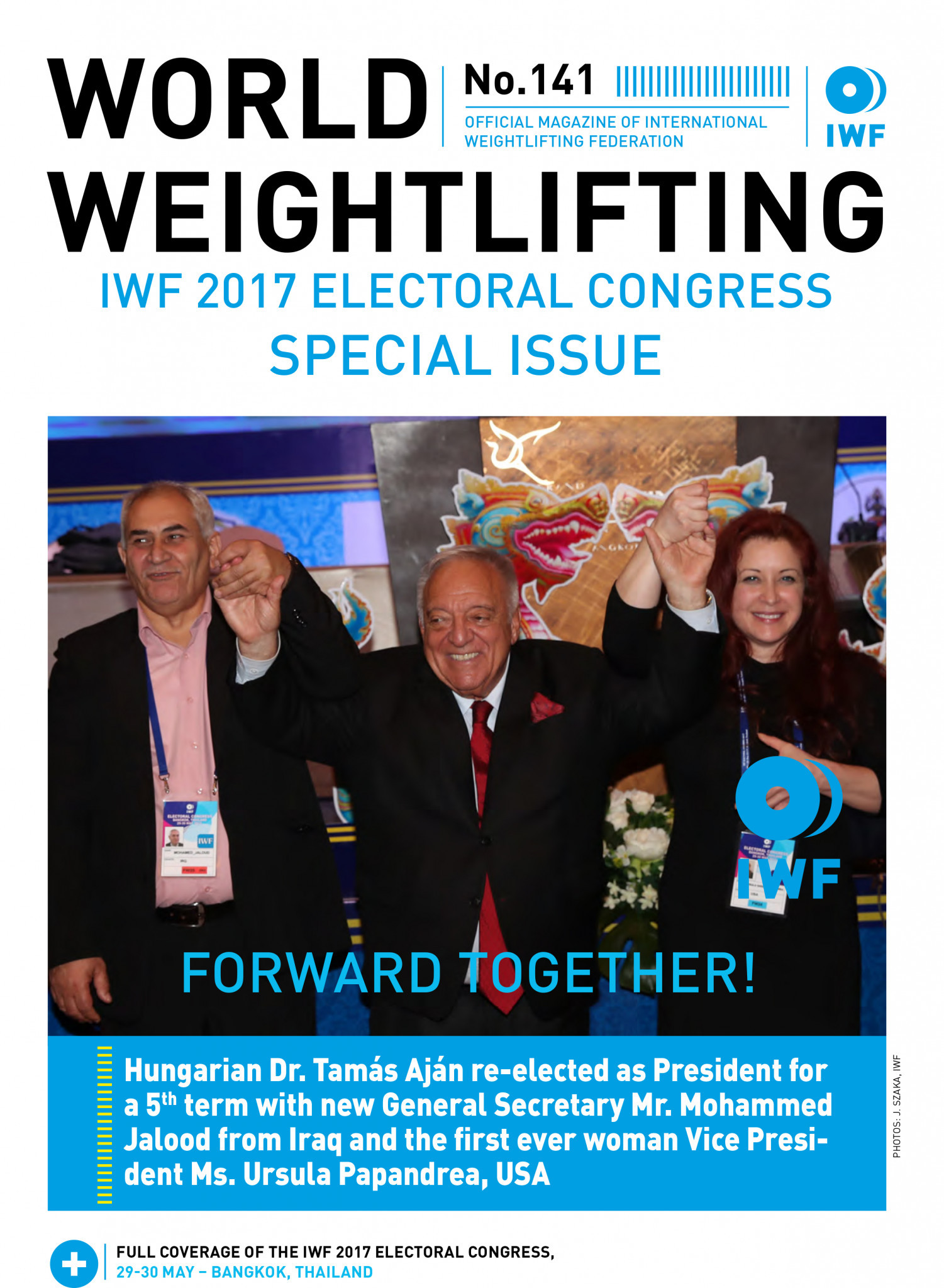 World Weightlifting Magazine No. 141