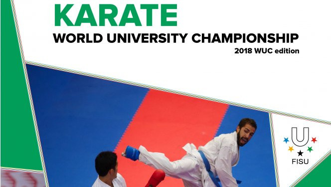 Home nation Japan through to further four finals at World University Karate Championship