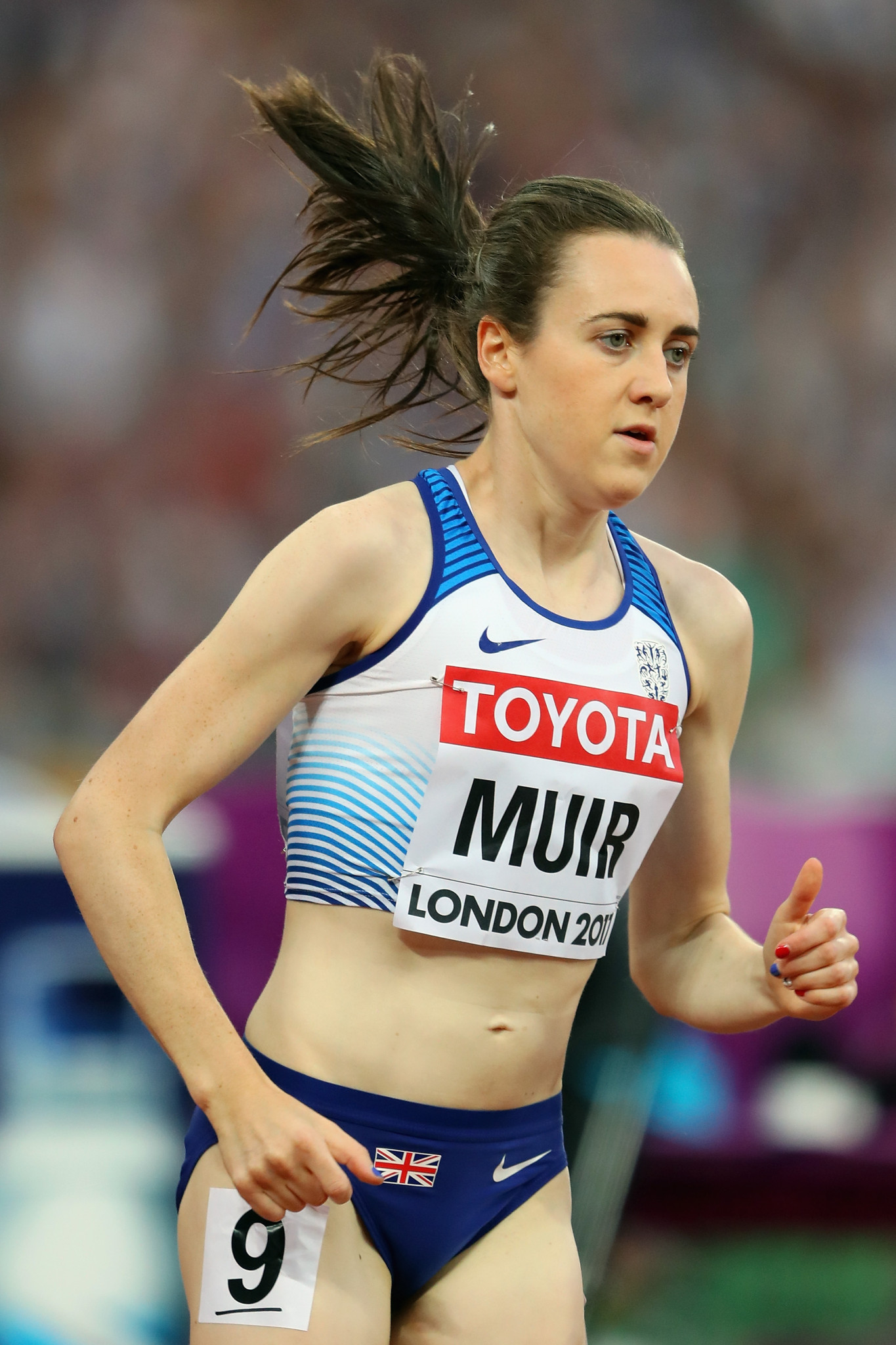 Home fans look to Muir during London's IAAF Diamond League weekend