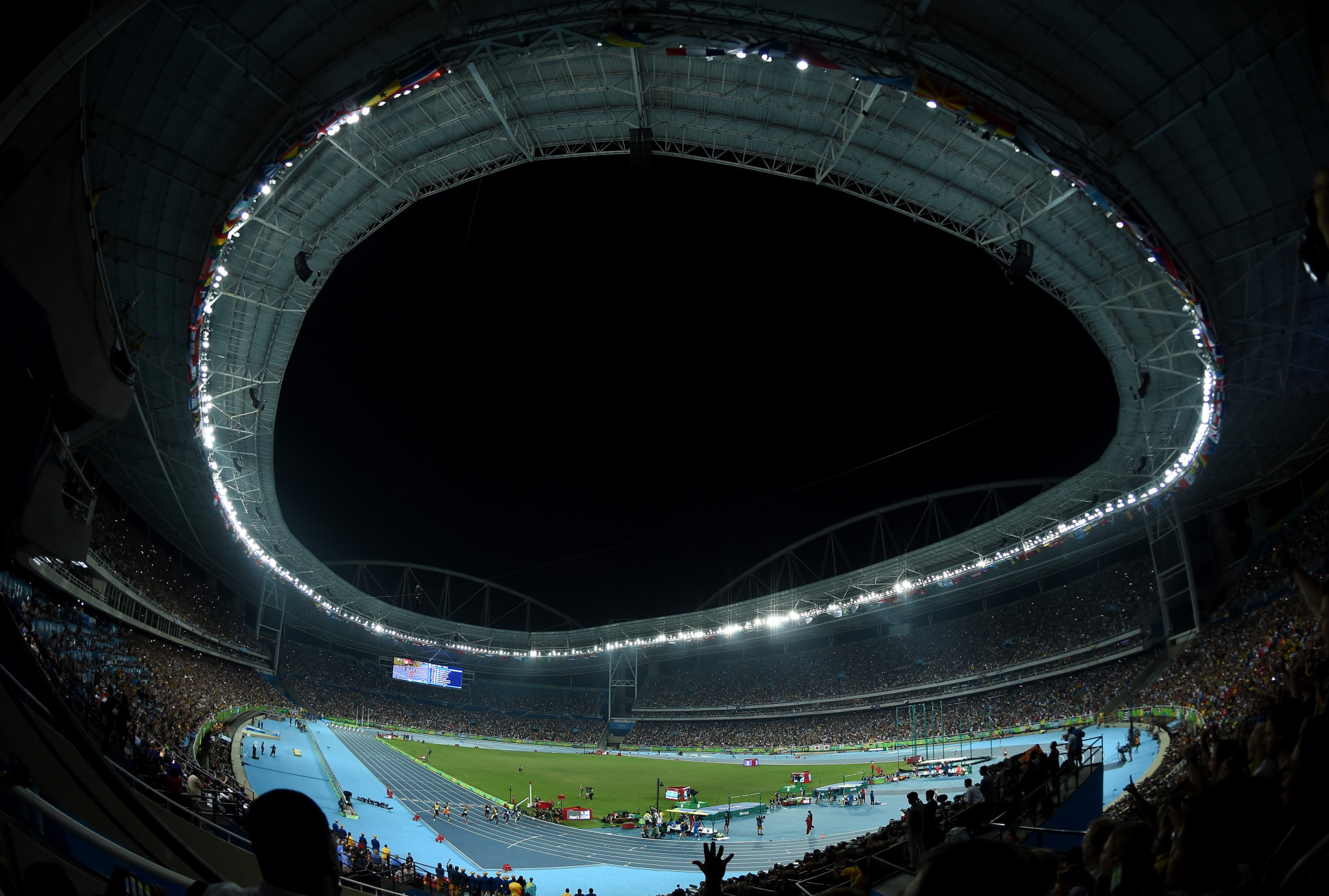 The most expensive sporting tickets, for athletics, will set you back  JPY130,000 ($1,163/£888/€993) ©Getty Images