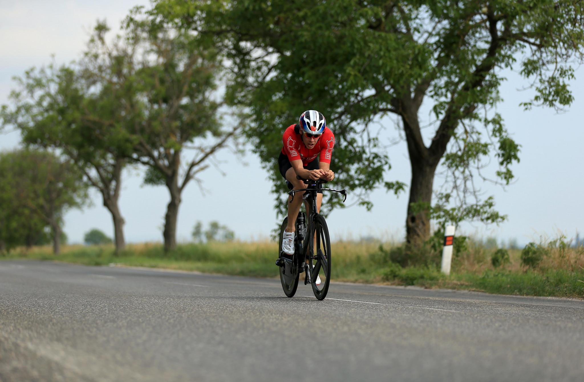 Varga and Coldwell win elite titles at European Triathlon Championships in Tartu