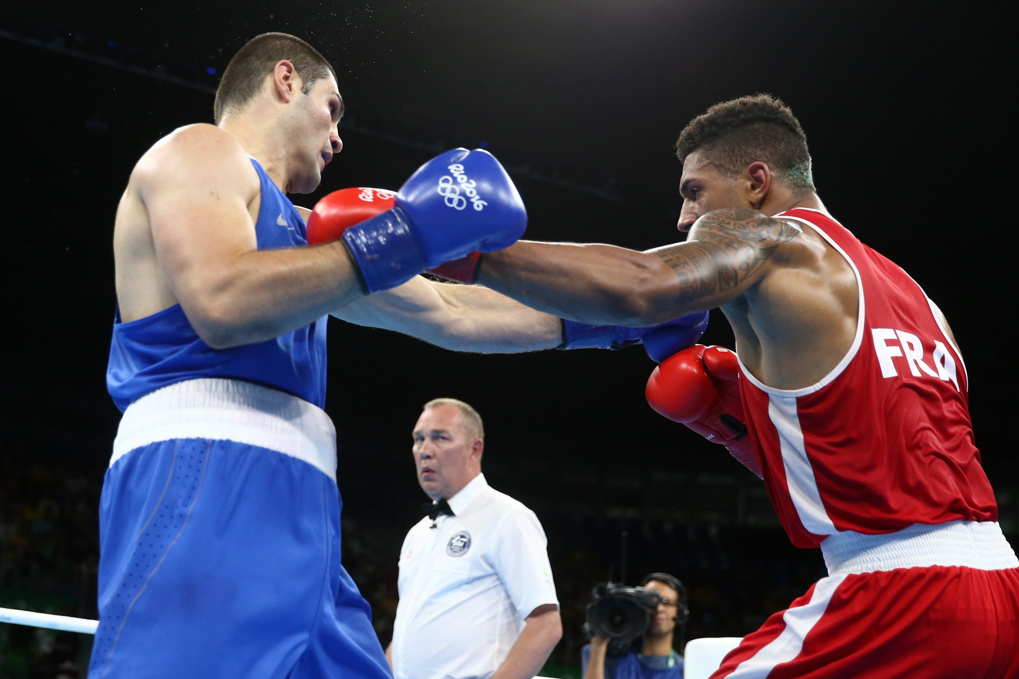Boxing remains at risk of losing its place on the Olympic programme ©Getty Images