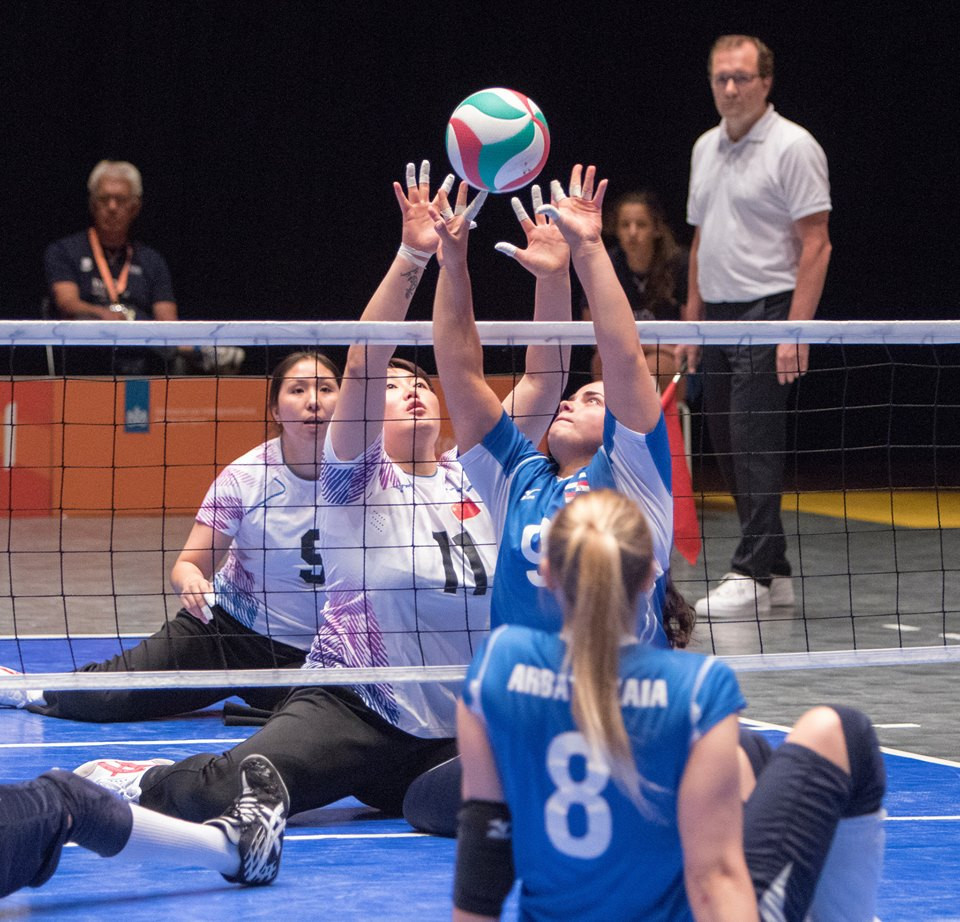 Russia to meet United States in women's final at World Sitting Volleyball Championships