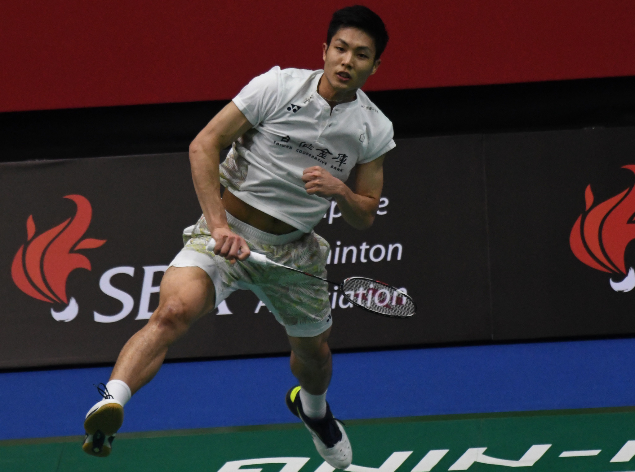 Top seeds reach semi-finals at BWF Singapore Open