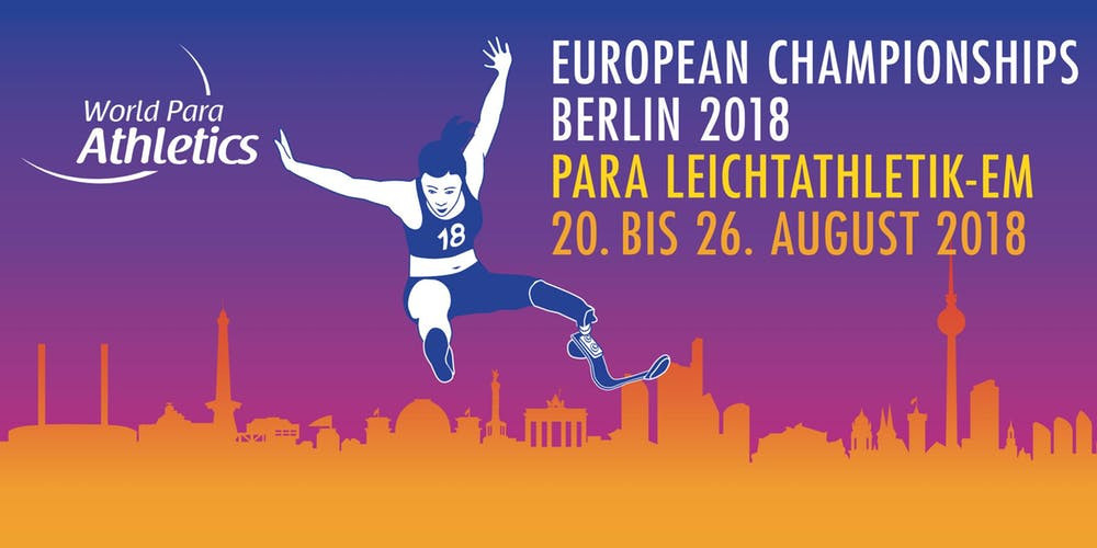 World Para Athletics European Championships to be livestreamed