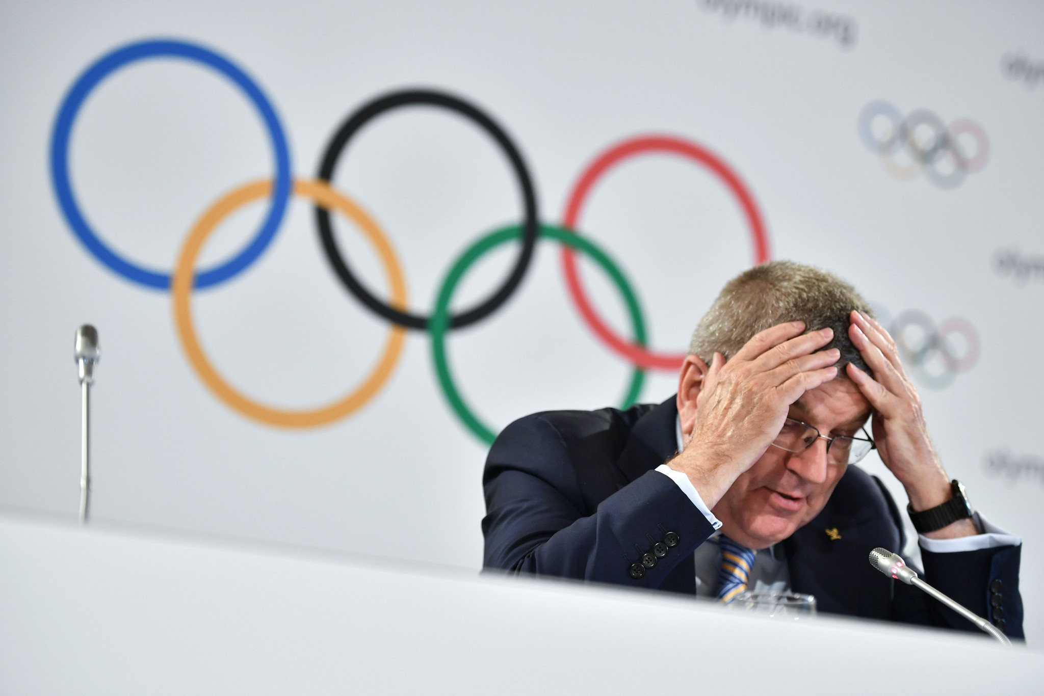 Boxing and weightlifting have provided a headache for the IOC in recent years ©Getty Images