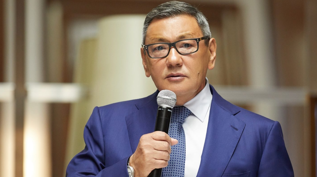 "Rakhimov ""more determined than ever"" to devote himself to boxing amid ongoing IOC concerns"