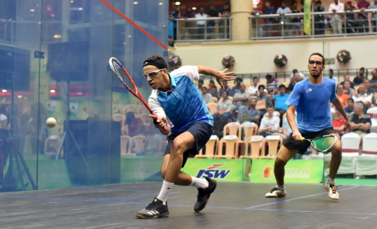 Top seeds march through to semi-finals at World Junior Individual Squash Championships