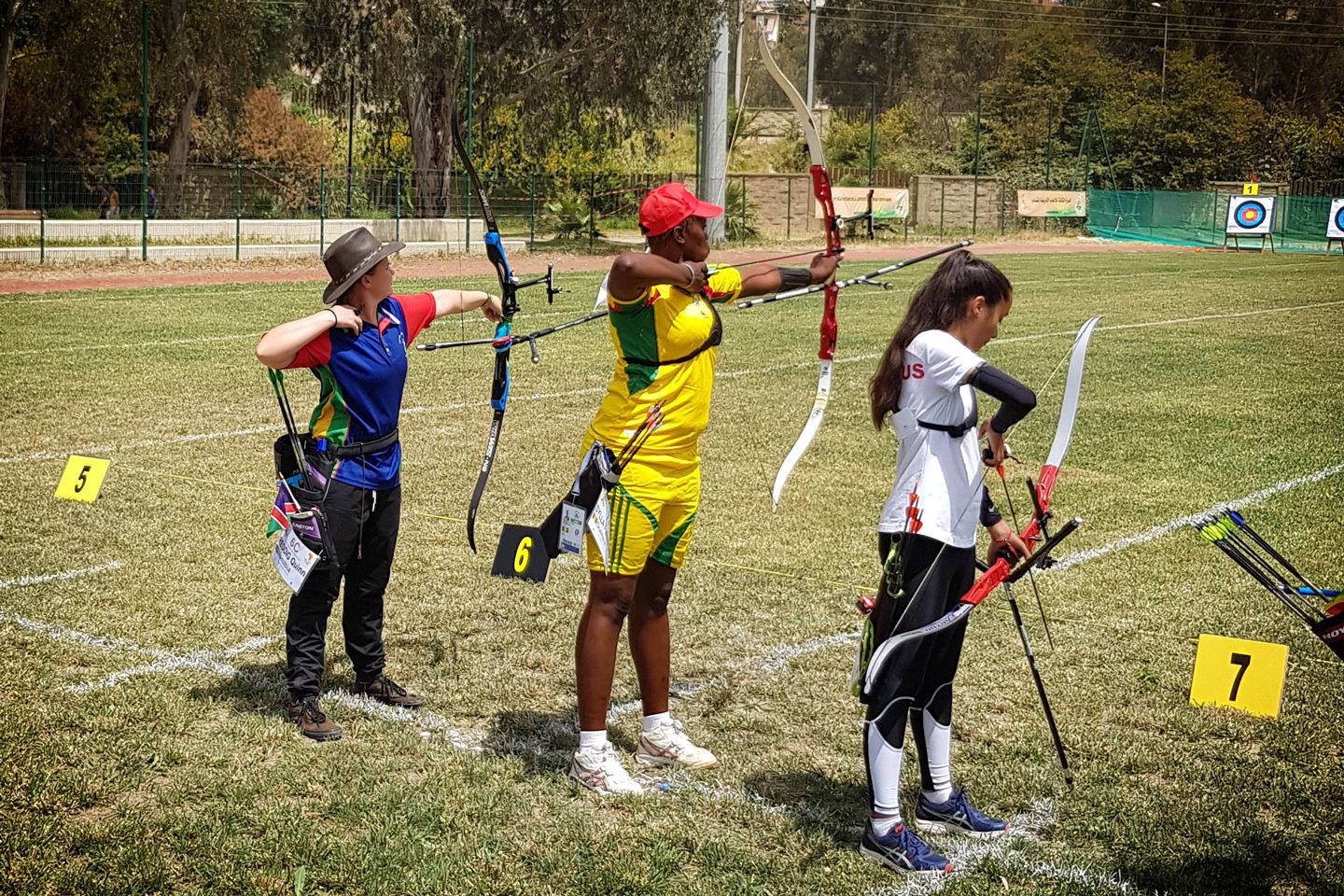 Buenos Aries 2018 spots clinched in archery and rugby sevens at African Youth Games