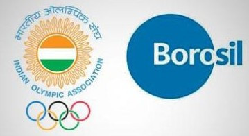 The Indian Olympic Association have signed glasswear company Borosil as its new partner ©IOA