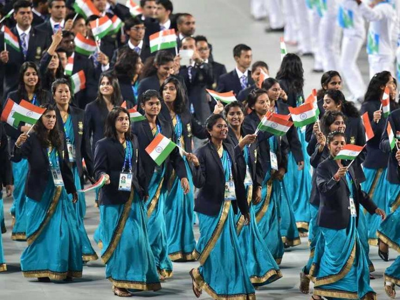 The new partnership between the Indian Olympic Association and glassware brand Borosil is due to begin at next month's Asian Games in Jakarta and Palembang ©Getty Images