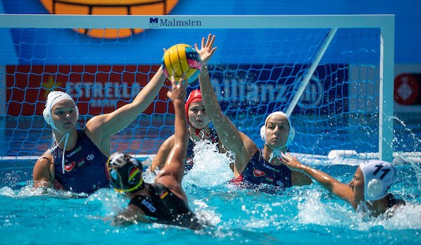 Quarter-final final fixtures focus of final day of group stage at women's European Water Polo Championship