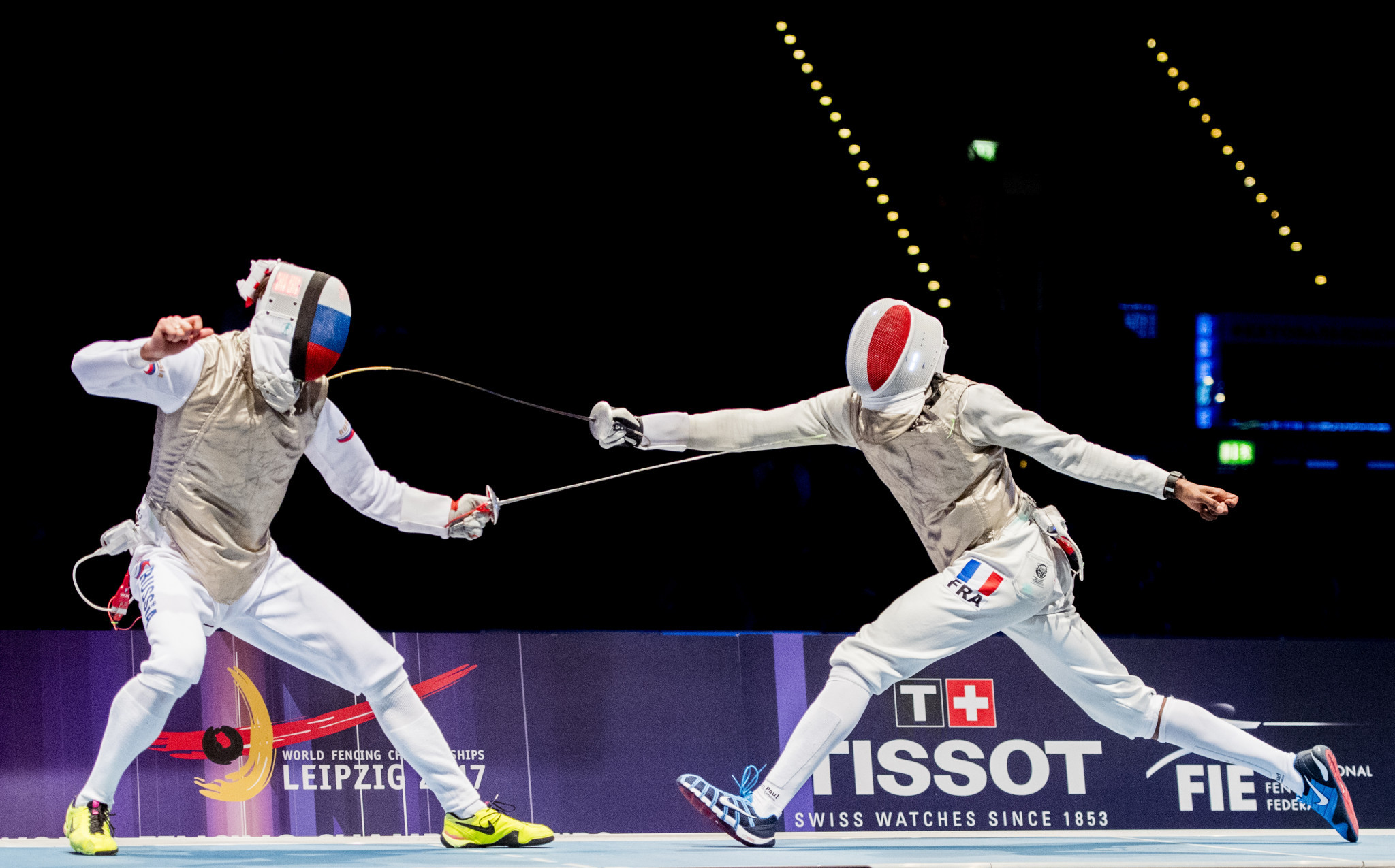 Zherebchenko to begin title defence against Algerian at World Fencing Championships