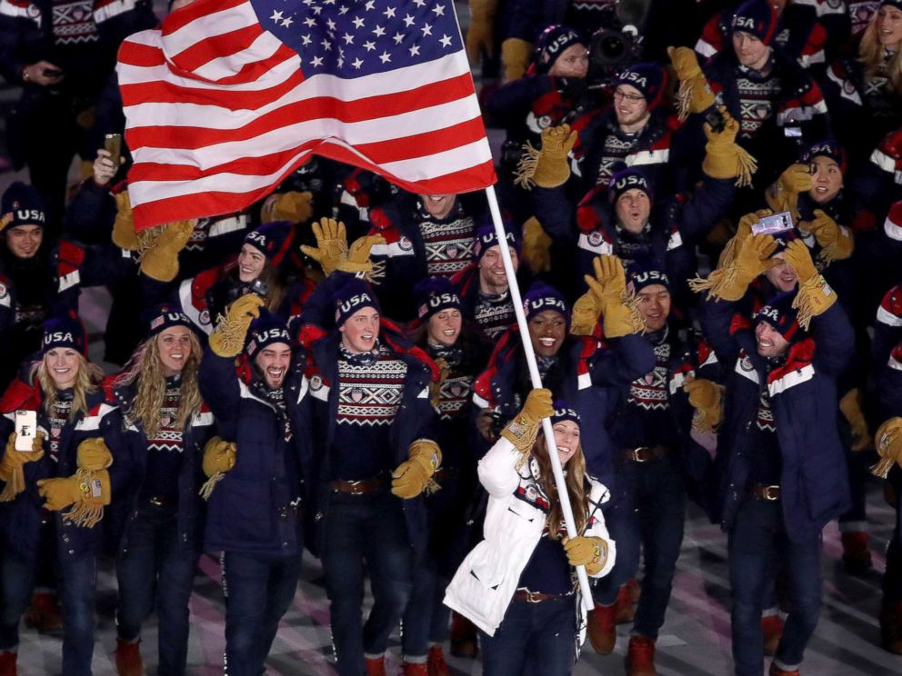 US flag bearer from Pyeongchang 2018 to run in New York City Marathon