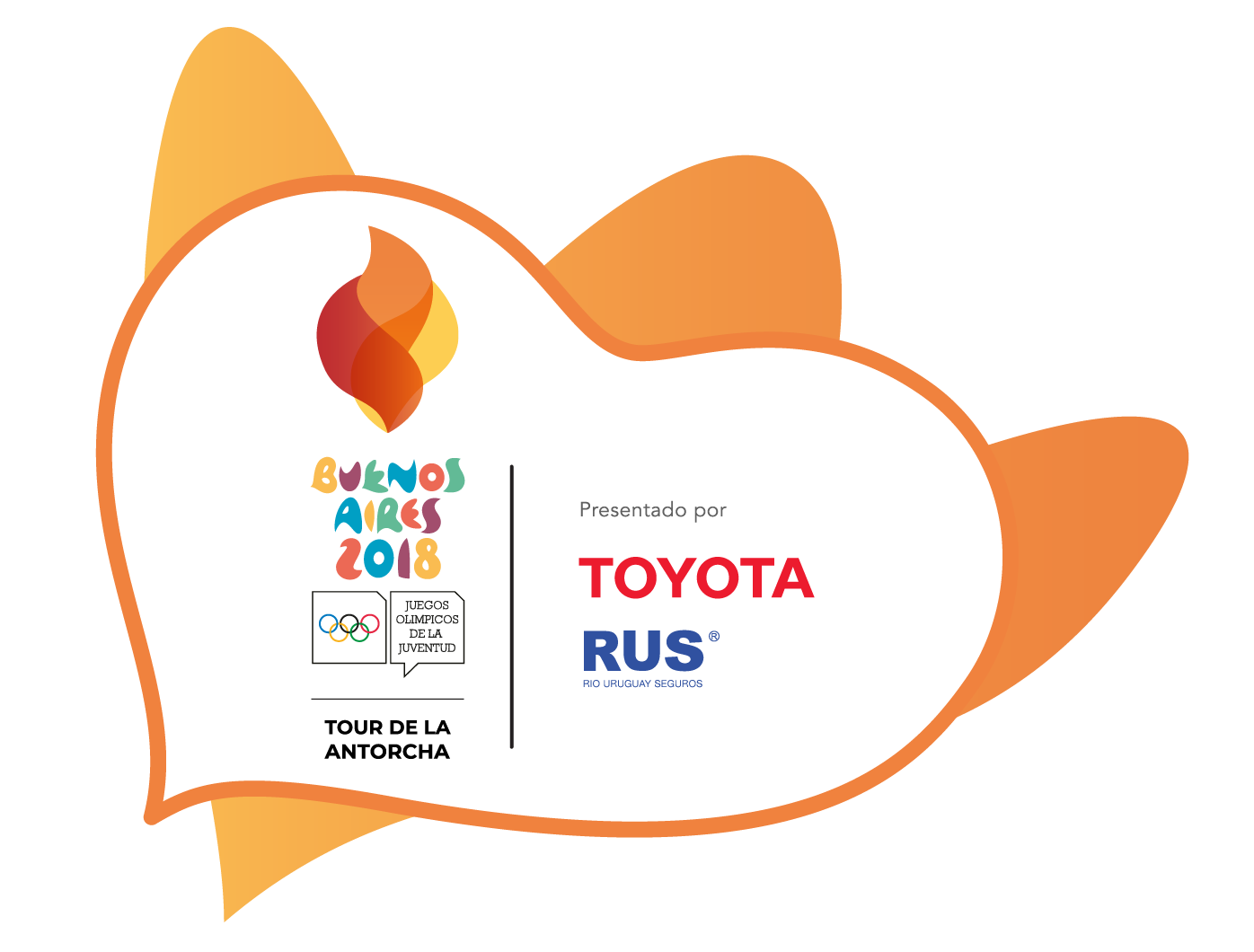 Buenos Aires 2018 sign Toyota and  Rio Uruguay Seguros as partners for Youth Olympic Torch Relay